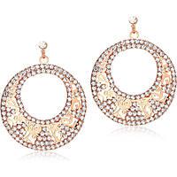 boucles d'oreille femme bijoux Luca Barra LBOK607