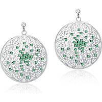 boucles d'oreille femme bijoux Luca Barra LBOK609