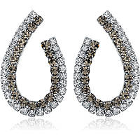 boucles d'oreille femme bijoux Luca Barra LBOK613