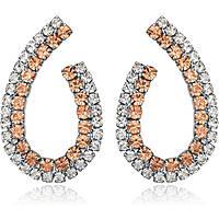 boucles d'oreille femme bijoux Luca Barra LBOK615