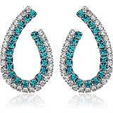boucles d'oreille femme bijoux Luca Barra LBOK616