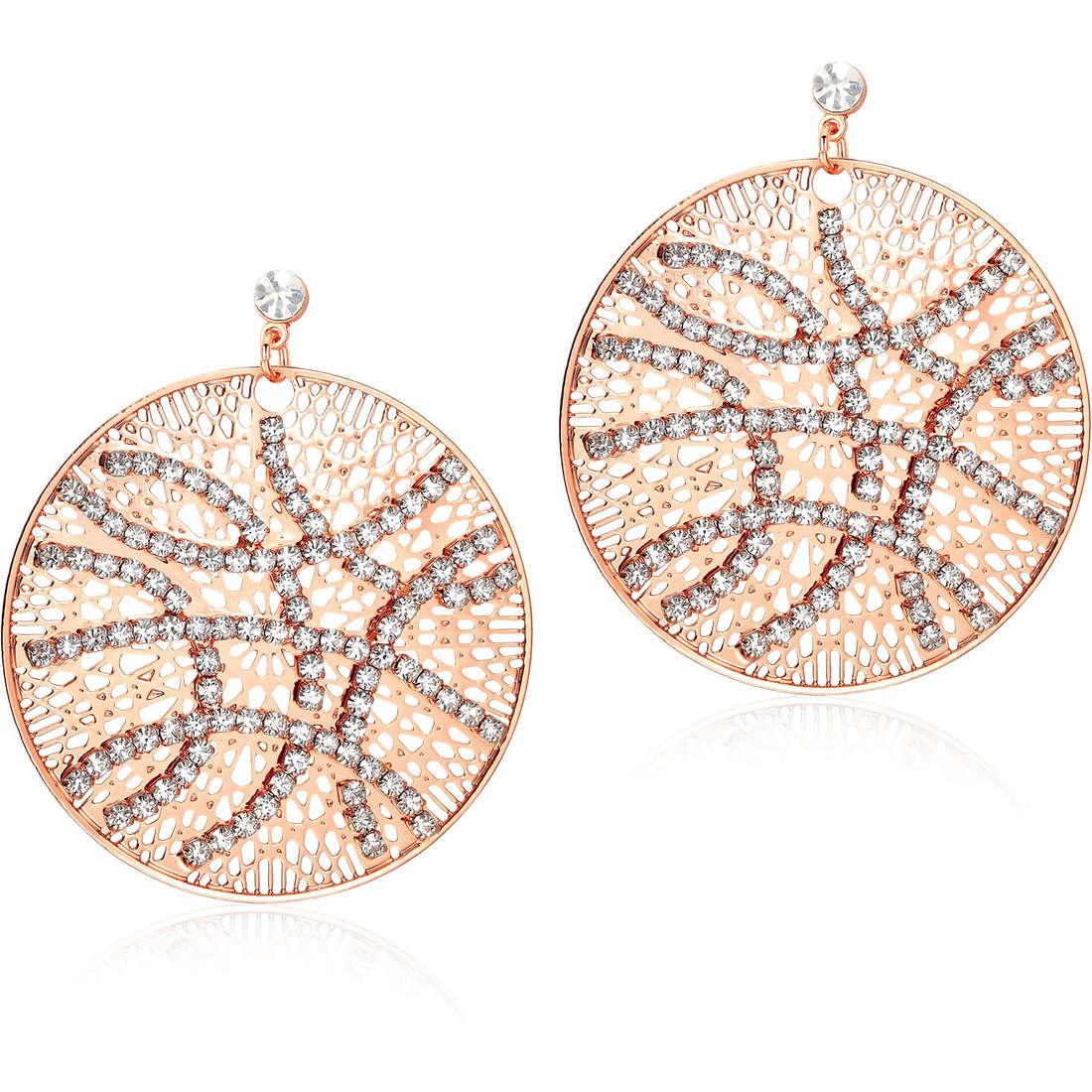 boucles d'oreille femme bijoux Luca Barra LBOK618