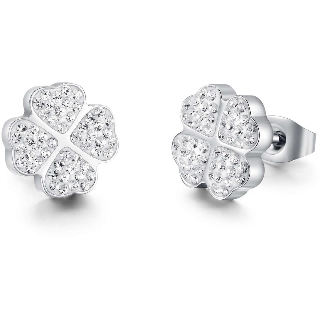 boucles d'oreille femme bijoux Luca Barra LBOK628