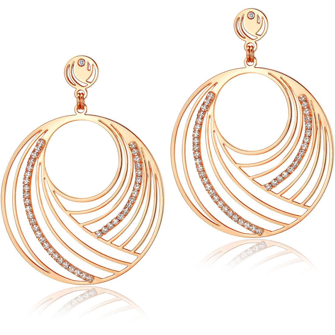 boucles d'oreille femme bijoux Luca Barra LBOK643