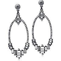 boucles d'oreille femme bijoux Luca Barra LBOK648