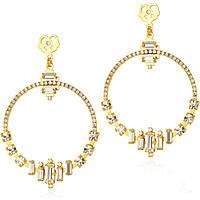 boucles d'oreille femme bijoux Luca Barra LBOK649