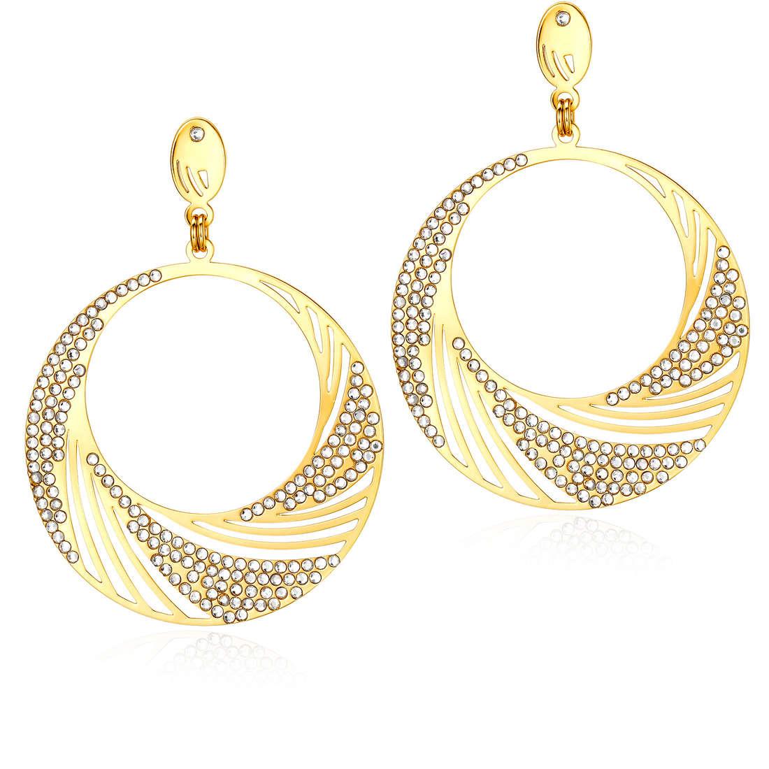 boucles d'oreille femme bijoux Luca Barra LBOK653
