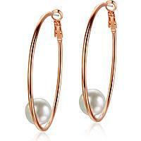 boucles d'oreille femme bijoux Luca Barra LBOK667