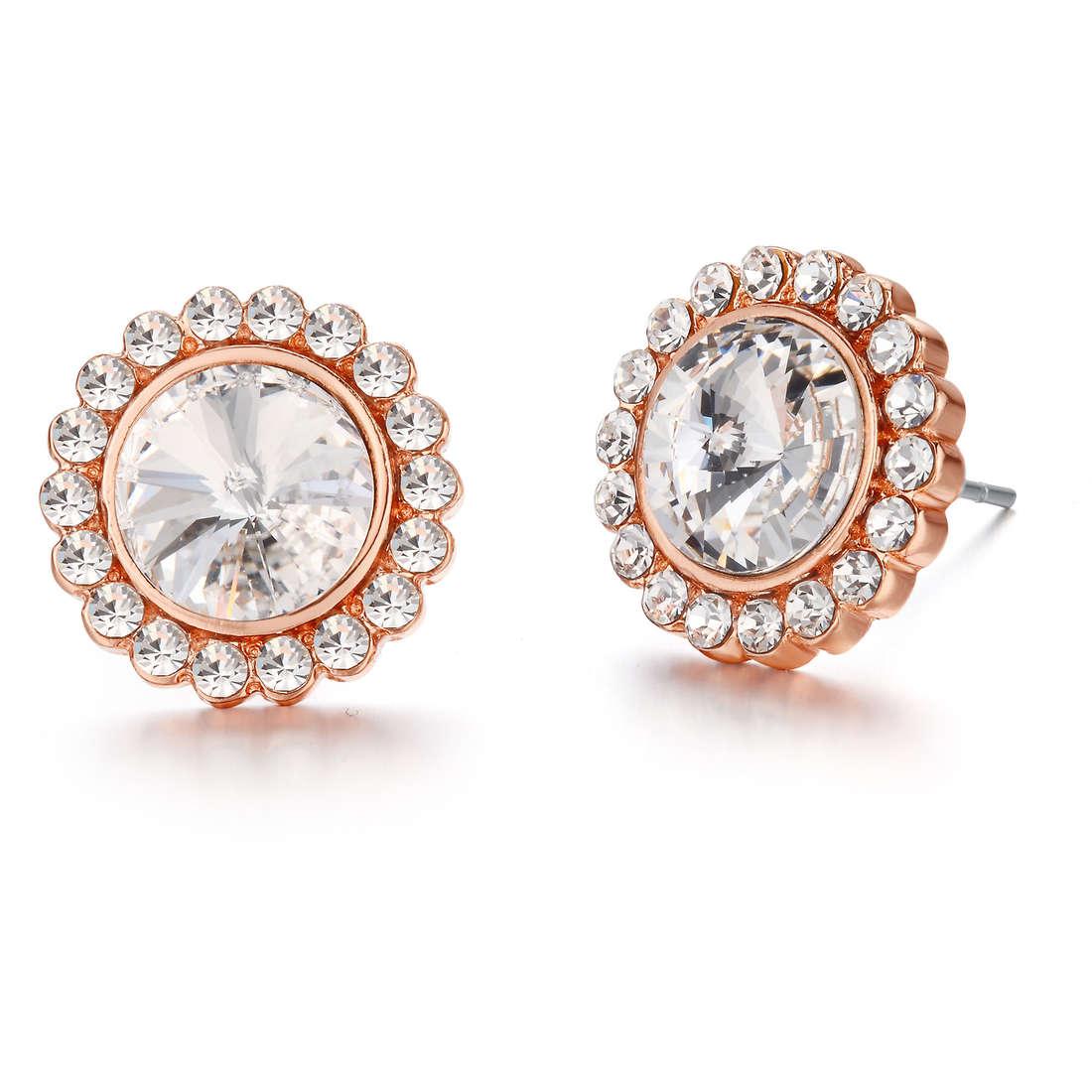 boucles d'oreille femme bijoux Luca Barra LBOK668