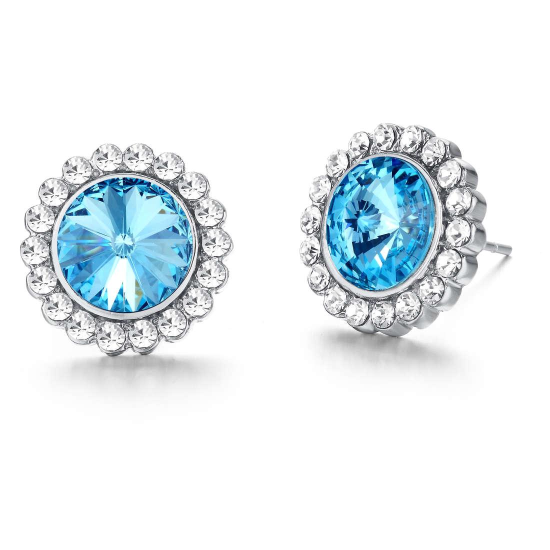 boucles d'oreille femme bijoux Luca Barra LBOK671
