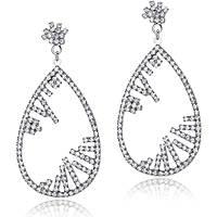 boucles d'oreille femme bijoux Luca Barra LBOK673