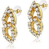 boucles d'oreille femme bijoux Luca Barra LBOK676
