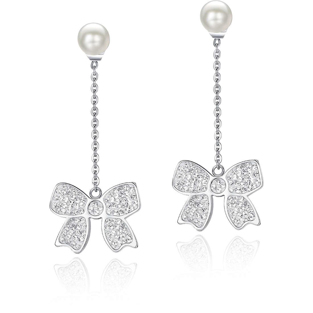 boucles d'oreille femme bijoux Luca Barra LBOK683