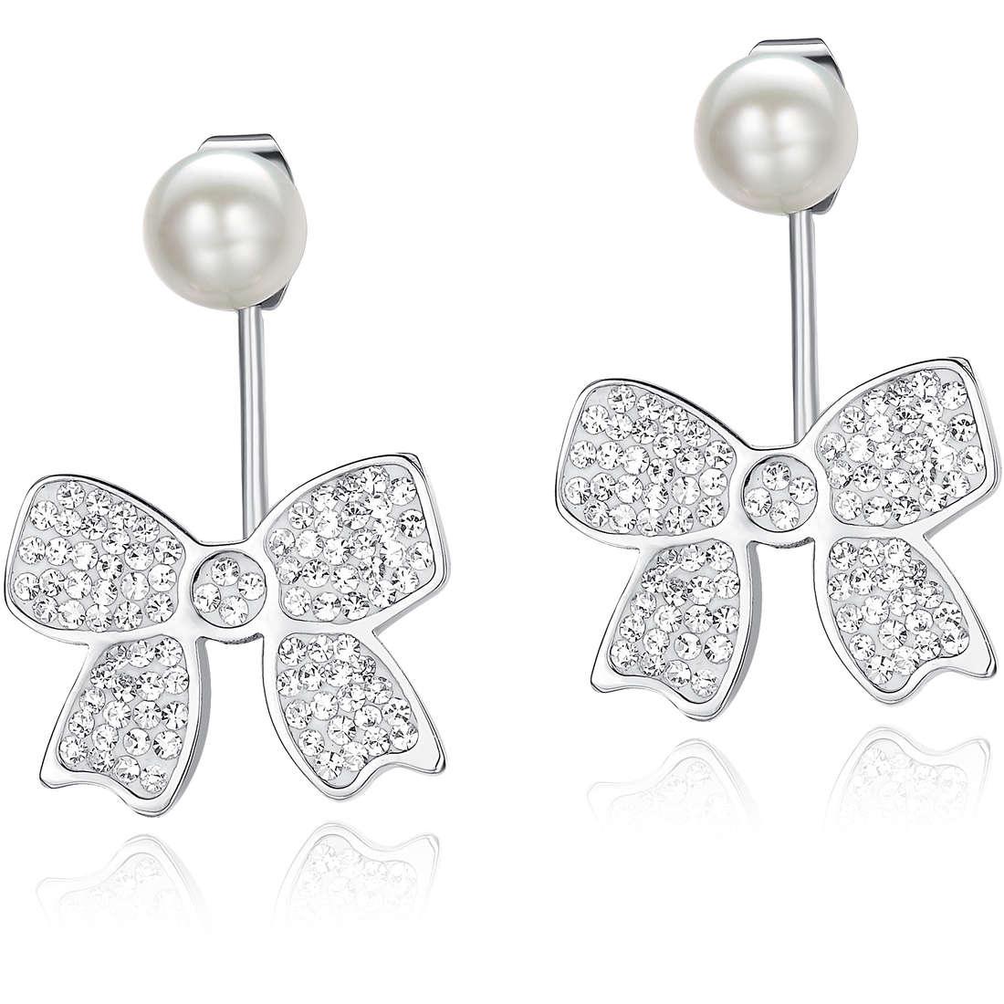 boucles d'oreille femme bijoux Luca Barra LBOK684