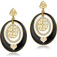 boucles d'oreille femme bijoux Luca Barra LBOK689
