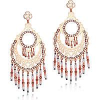 boucles d'oreille femme bijoux Luca Barra LBOK691