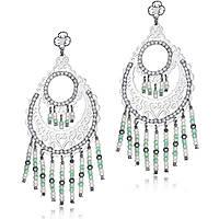 boucles d'oreille femme bijoux Luca Barra LBOK692