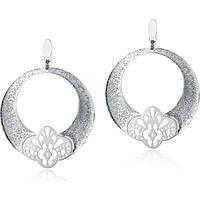 boucles d'oreille femme bijoux Luca Barra LBOK696
