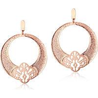 boucles d'oreille femme bijoux Luca Barra LBOK697