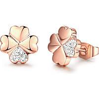 boucles d'oreille femme bijoux Luca Barra LBOK700