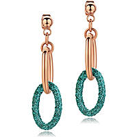 boucles d'oreille femme bijoux Luca Barra LBOK711