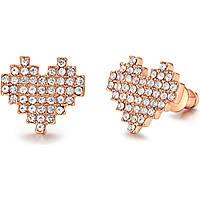 boucles d'oreille femme bijoux Luca Barra LBOK734