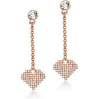 boucles d'oreille femme bijoux Luca Barra LBOK736