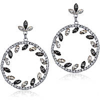boucles d'oreille femme bijoux Luca Barra LBOK757