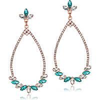 boucles d'oreille femme bijoux Luca Barra LBOK760