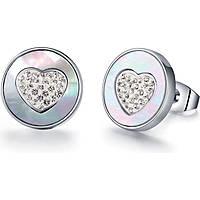 boucles d'oreille femme bijoux Luca Barra LBOK769