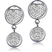boucles d'oreille femme bijoux Luca Barra LBOK770