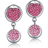 boucles d'oreille femme bijoux Luca Barra LBOK771