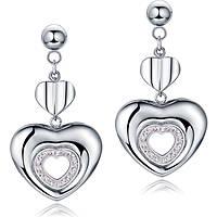 boucles d'oreille femme bijoux Luca Barra LBOK772