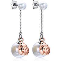 boucles d'oreille femme bijoux Luca Barra LBOK775