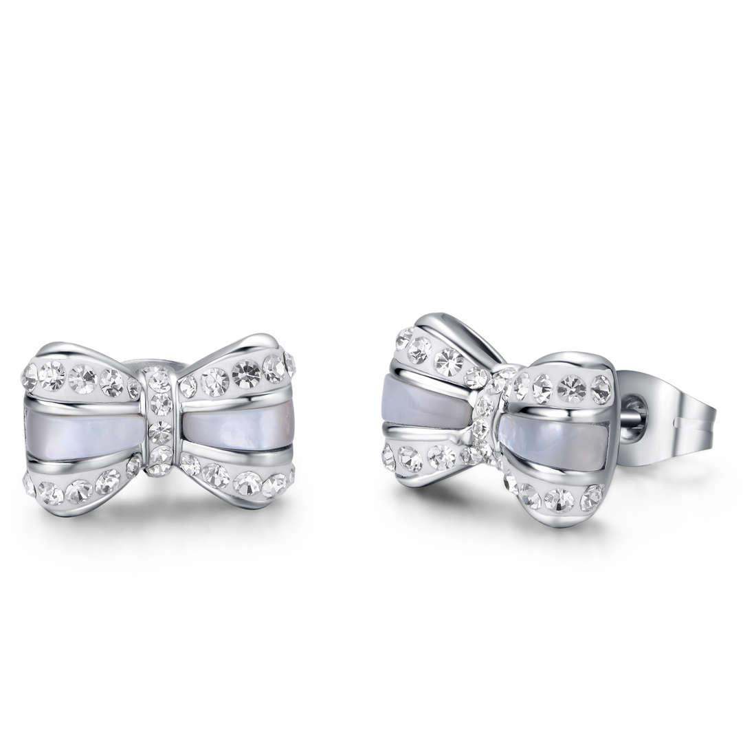 boucles d'oreille femme bijoux Luca Barra LBOK781