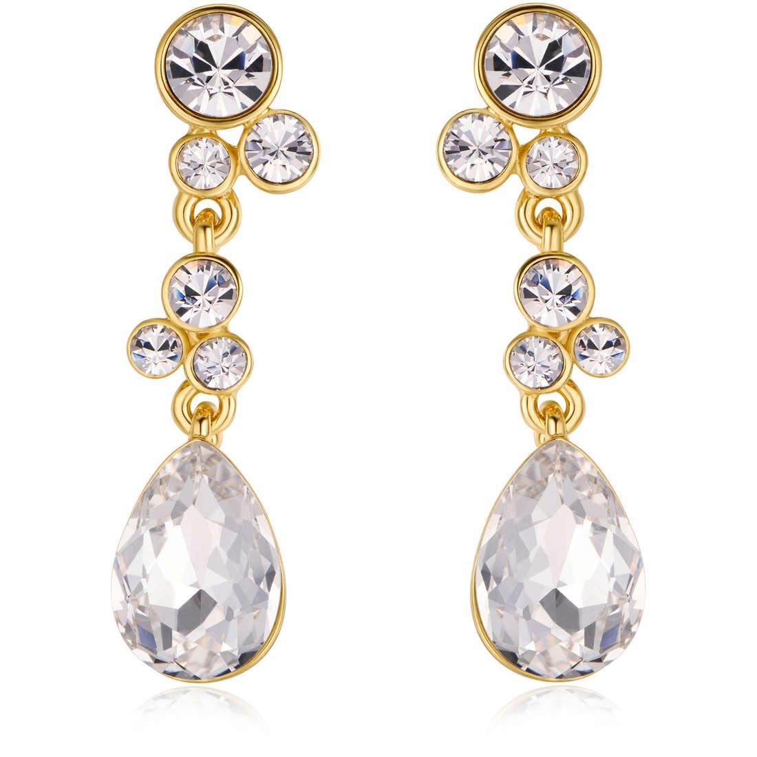 boucles d'oreille femme bijoux Luca Barra LBOK785