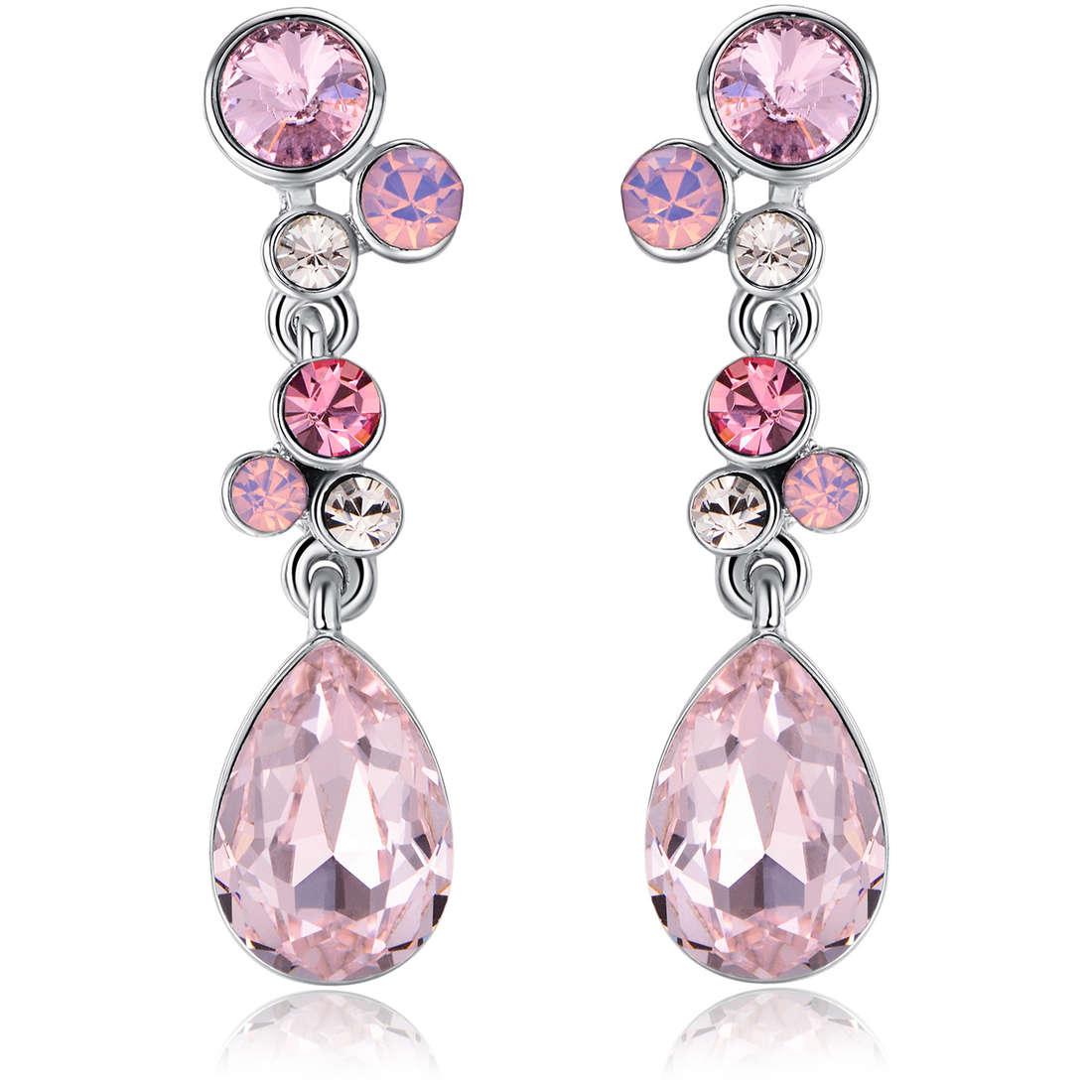 boucles d'oreille femme bijoux Luca Barra LBOK786