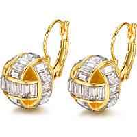 boucles d'oreille femme bijoux Luca Barra LBOK788
