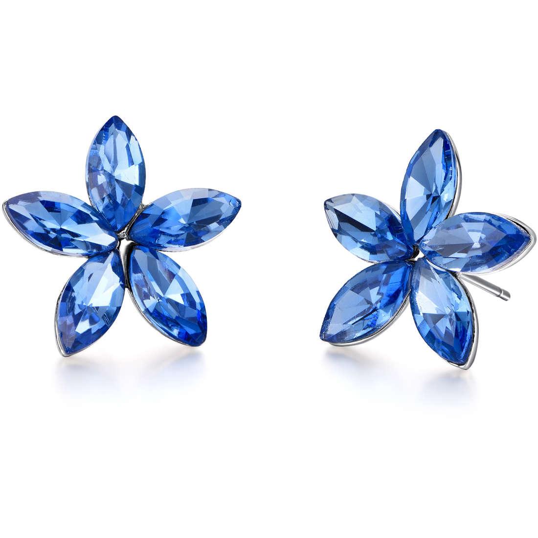 boucles d'oreille femme bijoux Luca Barra LBOK791