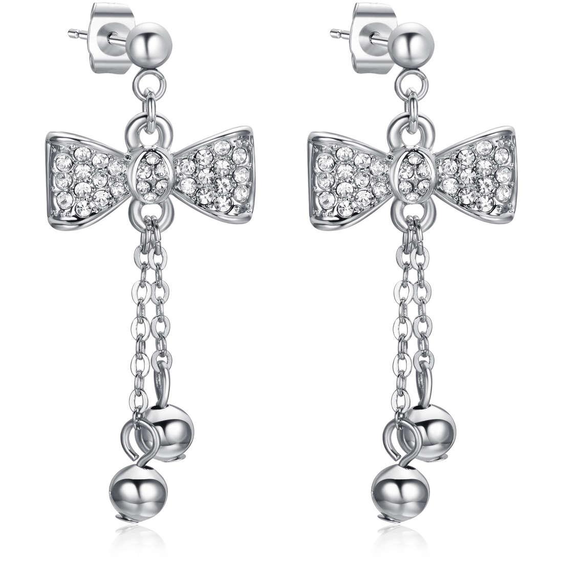 boucles d'oreille femme bijoux Luca Barra LBOK793