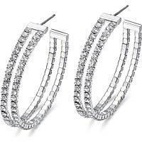 boucles d'oreille femme bijoux Luca Barra LBOK799