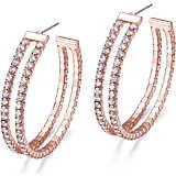 boucles d'oreille femme bijoux Luca Barra LBOK800