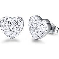 boucles d'oreille femme bijoux Luca Barra LBOK818