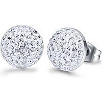 boucles d'oreille femme bijoux Luca Barra LBOK819