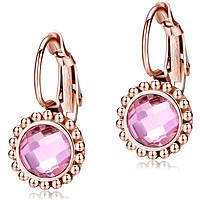 boucles d'oreille femme bijoux Luca Barra LBOK831