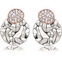 boucles d'oreille femme bijoux Luca Barra LBOK893