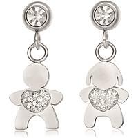 boucles d'oreille femme bijoux Luca Barra LBOK898