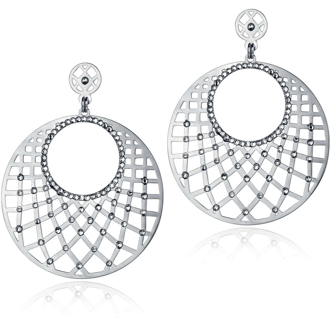 boucles d'oreille femme bijoux Luca Barra Mia LBOK714