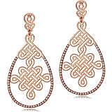 boucles d'oreille femme bijoux Luca Barra Mindy LBOK713