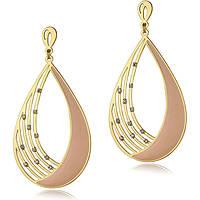 boucles d'oreille femme bijoux Luca Barra Nora LBOK723